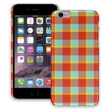 Boyfriend Plaid iPhone 6 ColorStrong Slim-Pro Case