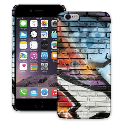Urban Art iPhone 6 ColorStrong Slim-Pro Case