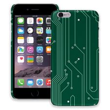 Circuit Board Highway iPhone 6 ColorStrong Slim-Pro Case