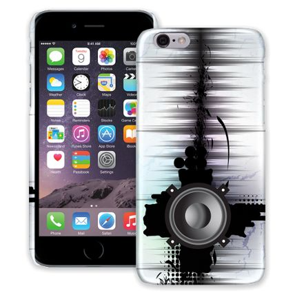 Audiophile iPhone 6 ColorStrong Slim-Pro Case