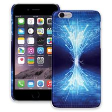 Fiber Optics iPhone 6 ColorStrong Slim-Pro Case