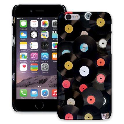 Vintage Vinyl iPhone 6 ColorStrong Slim-Pro Case