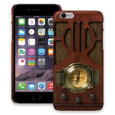 Old Radio Show iPhone 6 ColorStrong Slim-Pro Case