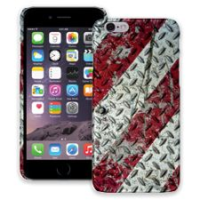 Steel and Stripes iPhone 6 ColorStrong Slim-Pro Case