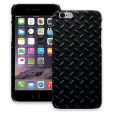 Black Diamond Plate iPhone 6 ColorStrong Slim-Pro Case