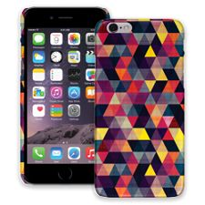 Transparent Triangles iPhone 6 ColorStrong Slim-Pro Case