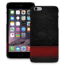 Leather Wallet iPhone 6 ColorStrong Slim-Pro Case
