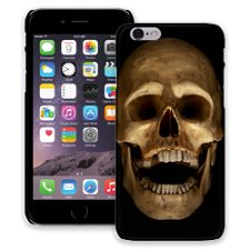 Grinning Skull iPhone 6 ColorStrong Slim-Pro Case