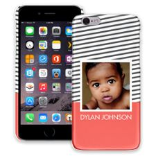 Skinny Stripes iPhone 6 ColorStrong Slim-Pro Case