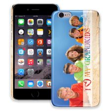 Grandkids and Crayons iPhone 6 ColorStrong Slim-Pro Case