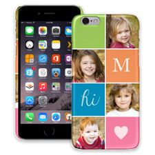 ColorBlocks iPhone 6 ColorStrong Slim-Pro Case