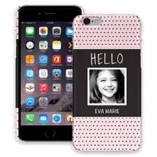 Retro Dots iPhone 6 ColorStrong Slim-Pro Case