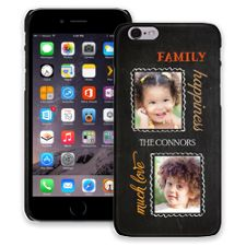 Family Portrait Duo iPhone 6 ColorStrong Slim-Pro Case