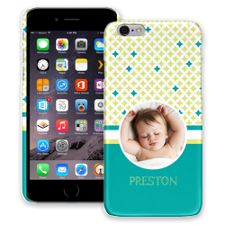 Teal Dreams iPhone 6 ColorStrong Slim-Pro Case