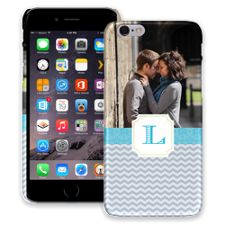 Chevron Initial iPhone 6 ColorStrong Slim-Pro Case