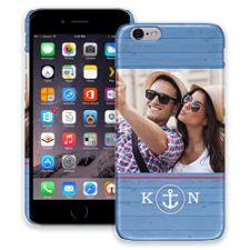 Blue Nautical iPhone 6 ColorStrong Slim-Pro Case