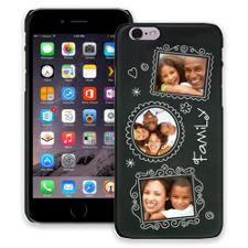 Chalk Portraits Trio iPhone 6 ColorStrong Slim-Pro Case