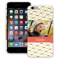 Retro Blocks iPhone 6 ColorStrong Slim-Pro Case