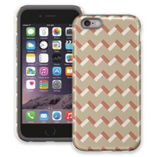 Striped Chevron iPhone 6 ColorStrong Cush-Pro Case