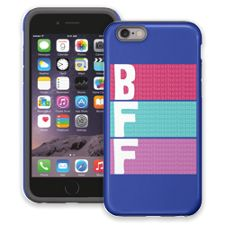 Best Friends Forever iPhone 6 ColorStrong Cush-Pro Case