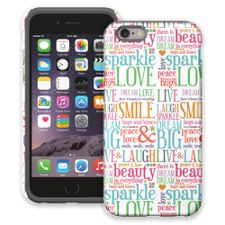 Smile & Laugh iPhone 6 ColorStrong Cush-Pro Case