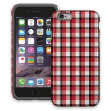 Picnic Blanket Plaid iPhone 6 ColorStrong Cush-Pro Case