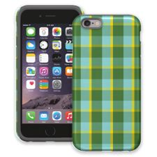 Verdant Plaid iPhone 6 ColorStrong Cush-Pro Case