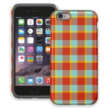 Boyfriend Plaid iPhone 6 ColorStrong Cush-Pro Case