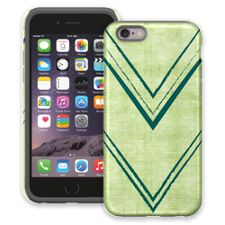 Green Arrowheads iPhone 6 ColorStrong Cush-Pro Case