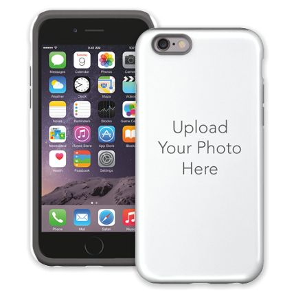 Design Your Own - 1 Photo iPhone 6 ColorStrong Cush-Pro Case