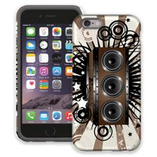 Subwoofer iPhone 6 ColorStrong Cush-Pro Case