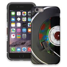 Two Turn Tables iPhone 6 ColorStrong Cush-Pro Case