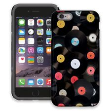 Vintage Vinyl iPhone 6 ColorStrong Cush-Pro Case