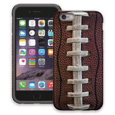 Football Laces iPhone 6 ColorStrong Cush-Pro Case