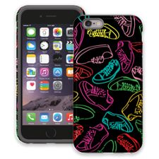 Neon Laces iPhone 6 ColorStrong Cush-Pro Case