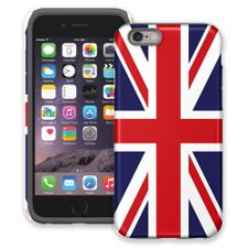 UK Pride iPhone 6 ColorStrong Cush-Pro Case