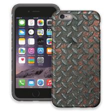 Rust and Steel iPhone 6 ColorStrong Cush-Pro Case