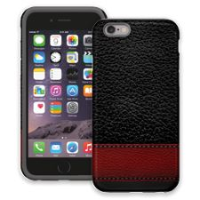 Leather Wallet iPhone 6 ColorStrong Cush-Pro Case