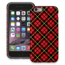They've Gone to Plaid iPhone 6 ColorStrong Cush-Pro Case