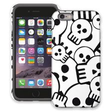 Dem Bones iPhone 6 ColorStrong Cush-Pro Case