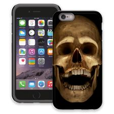 Grinning Skull iPhone 6 ColorStrong Cush-Pro Case