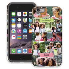 Scrapbook Tape iPhone 6 ColorStrong Cush-Pro Case