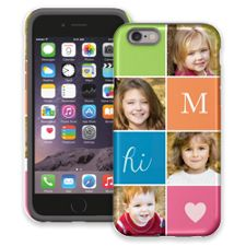 ColorBlocks iPhone 6 ColorStrong Cush-Pro Case