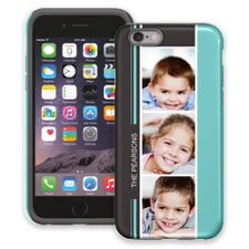 Racing Stripes iPhone 6 ColorStrong Cush-Pro Case