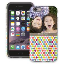 Seeing Spots iPhone 6 ColorStrong Cush-Pro Case