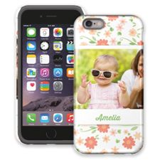 Sweet Floral iPhone 6 ColorStrong Cush-Pro Case