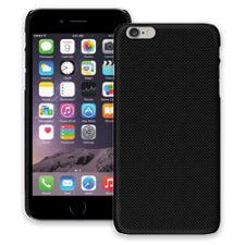 Carbon Fiber Satin iPhone 6 Plus ColorStrong Slim-Pro Case