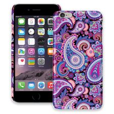 Brilliant Jewel Tone Paisley iPhone 6 Plus ColorStrong Slim-Pro Case