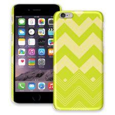 Citrus Clash Chevron iPhone 6 Plus ColorStrong Slim-Pro Case