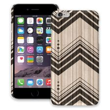 Black Tribal Chevron iPhone 6 Plus ColorStrong Slim-Pro Case